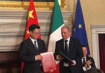 ASI - Continua la collaborazione Italia-Cina sui satelliti cinesi della serie CSES