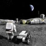 DA ASITV: Stazione lunare, svelata l'orbita