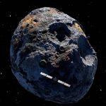 DA ASITV: Psyche, alla scoperta dell'asteroide d'oro