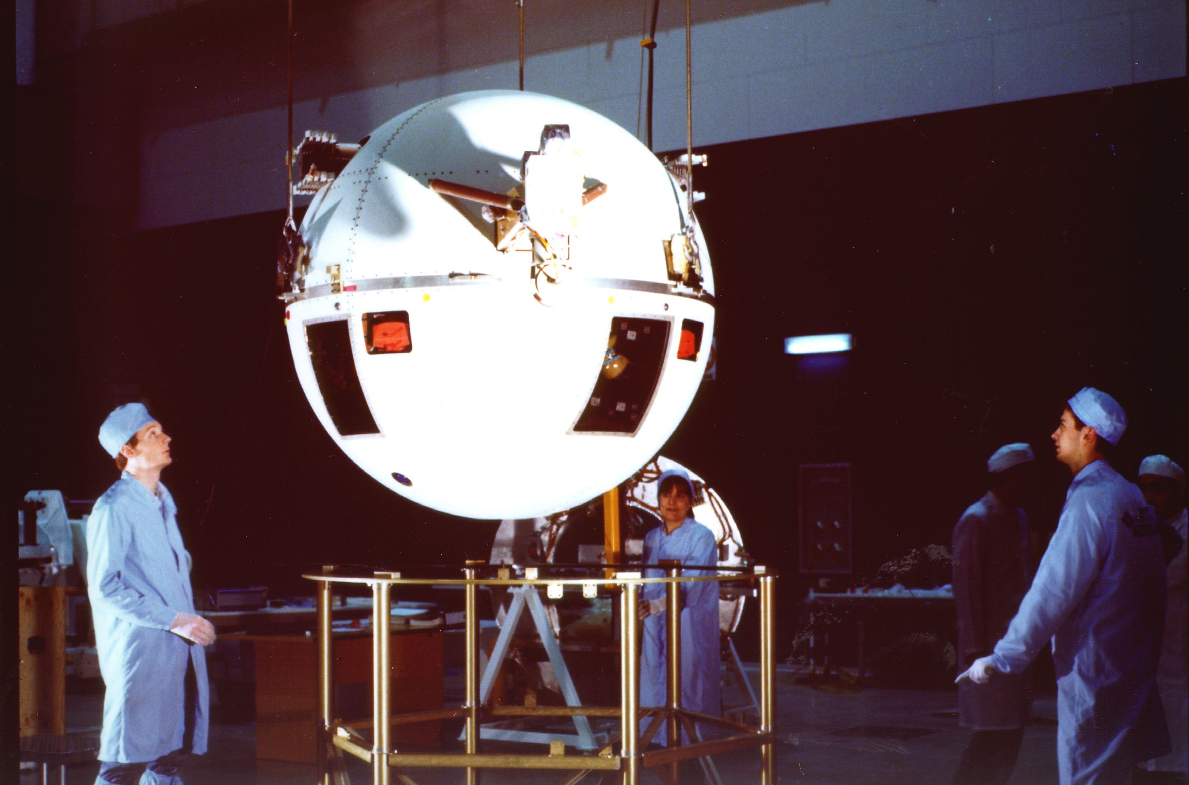 ASI - Tethered Satellite System (TSS-1 e TSS-1R)