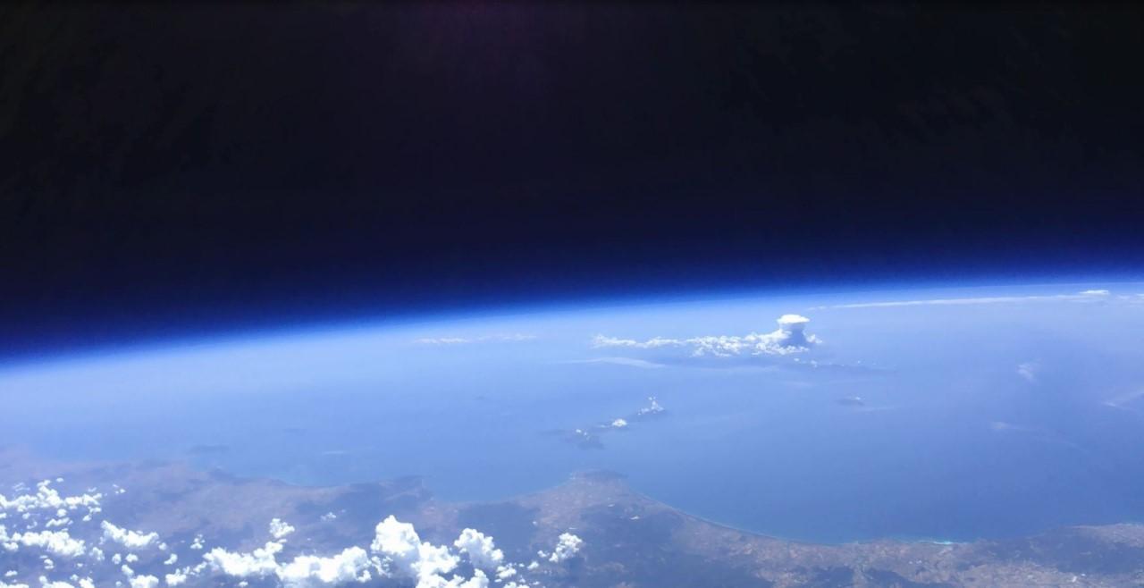 ASI - Un esperimento stratosferico