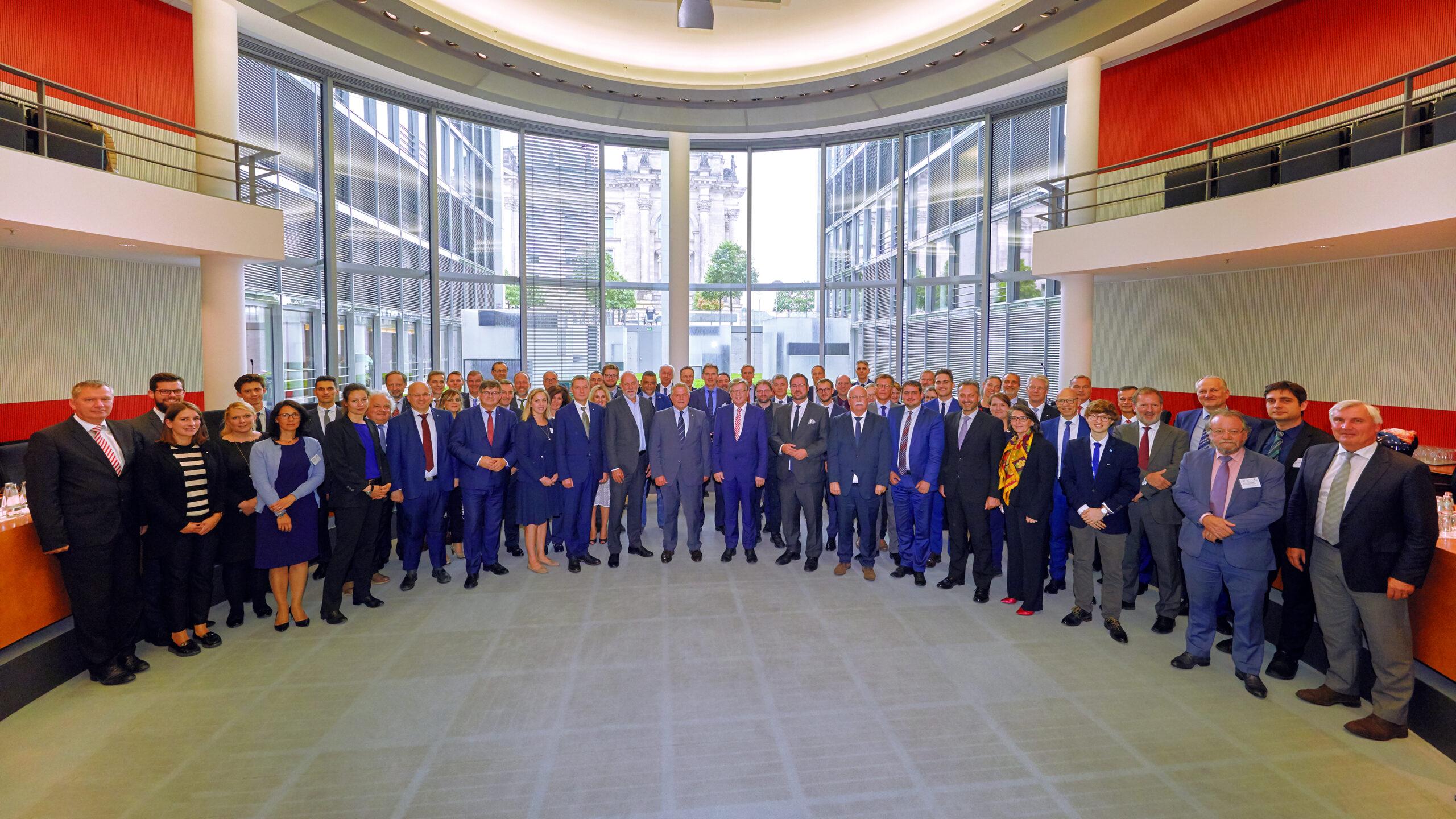 ASI - Delegazione italiana alla European Interparliamentary Space Conference