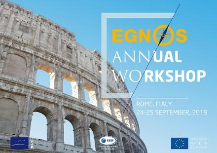 ASI - EGNOS Annual Workshop 2019