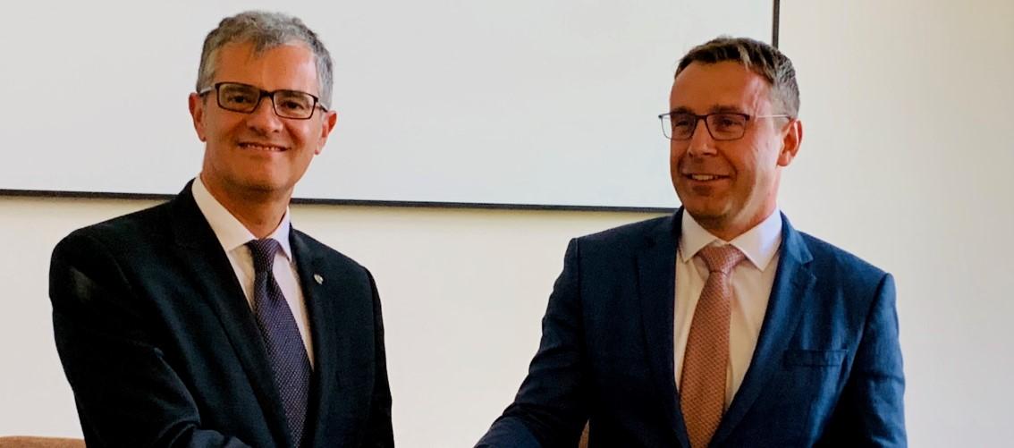 ASI - ASI-Ministero dei Trasporti della Repubblica Ceca, gettate le premesse per future collaborazioni
