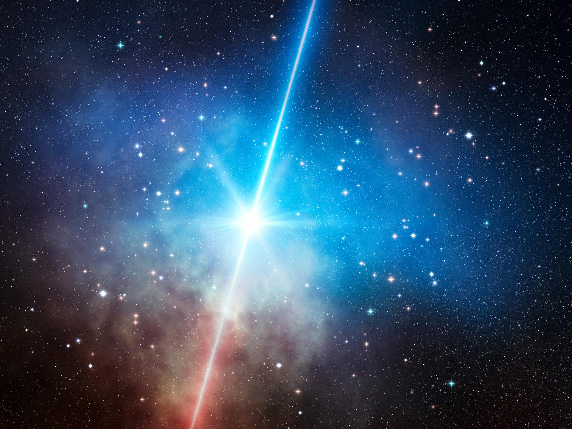 Oltre i limiti: MAGIC apre una nuova era nell'astronomia gamma