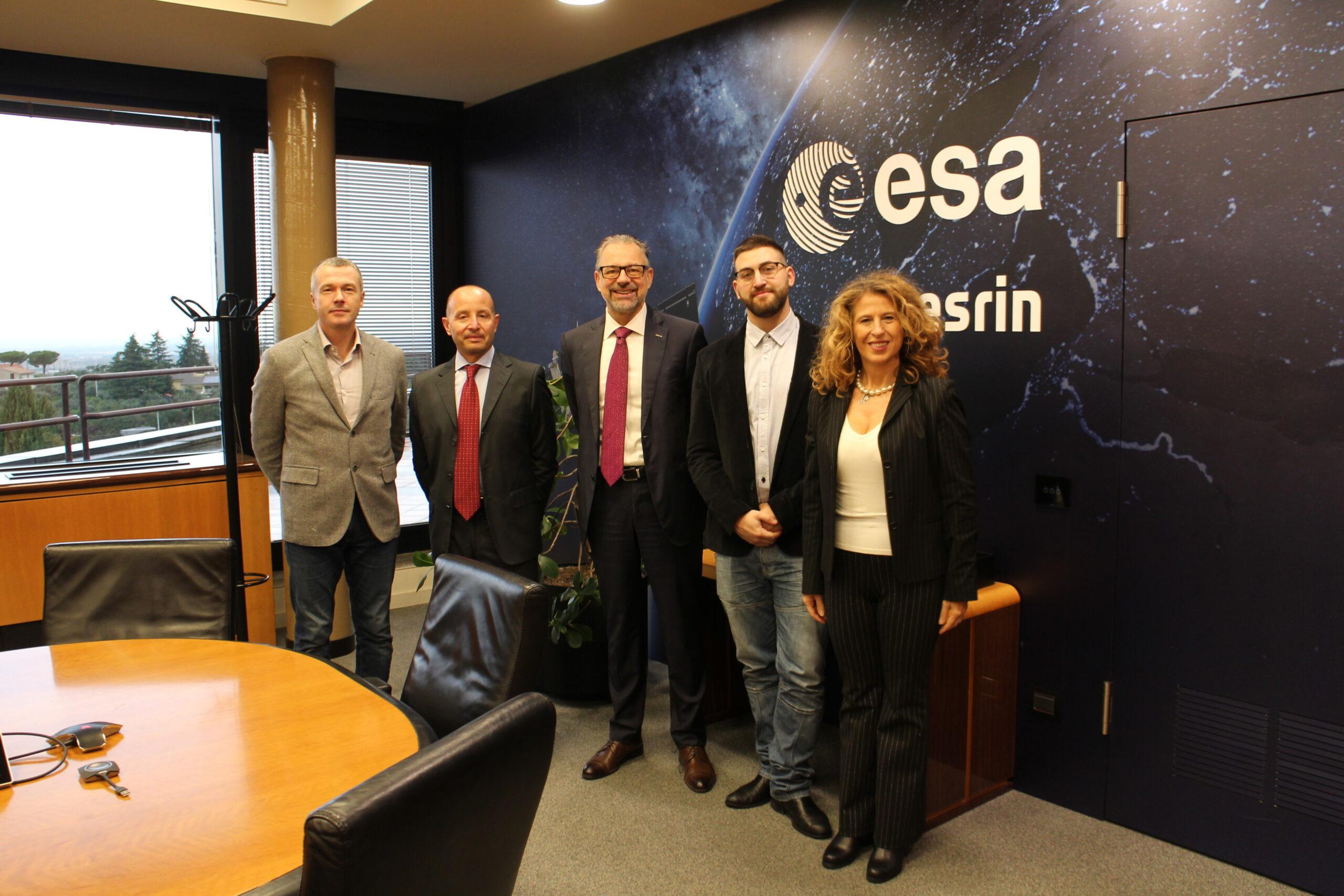 ASI - Al via il primo ASI/ESA Joint Post Doc