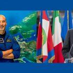 IFC Replay: Mattarella chiama Parmitano