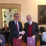 Firmato l'accordo di collaborazione tra ASI ed IILA