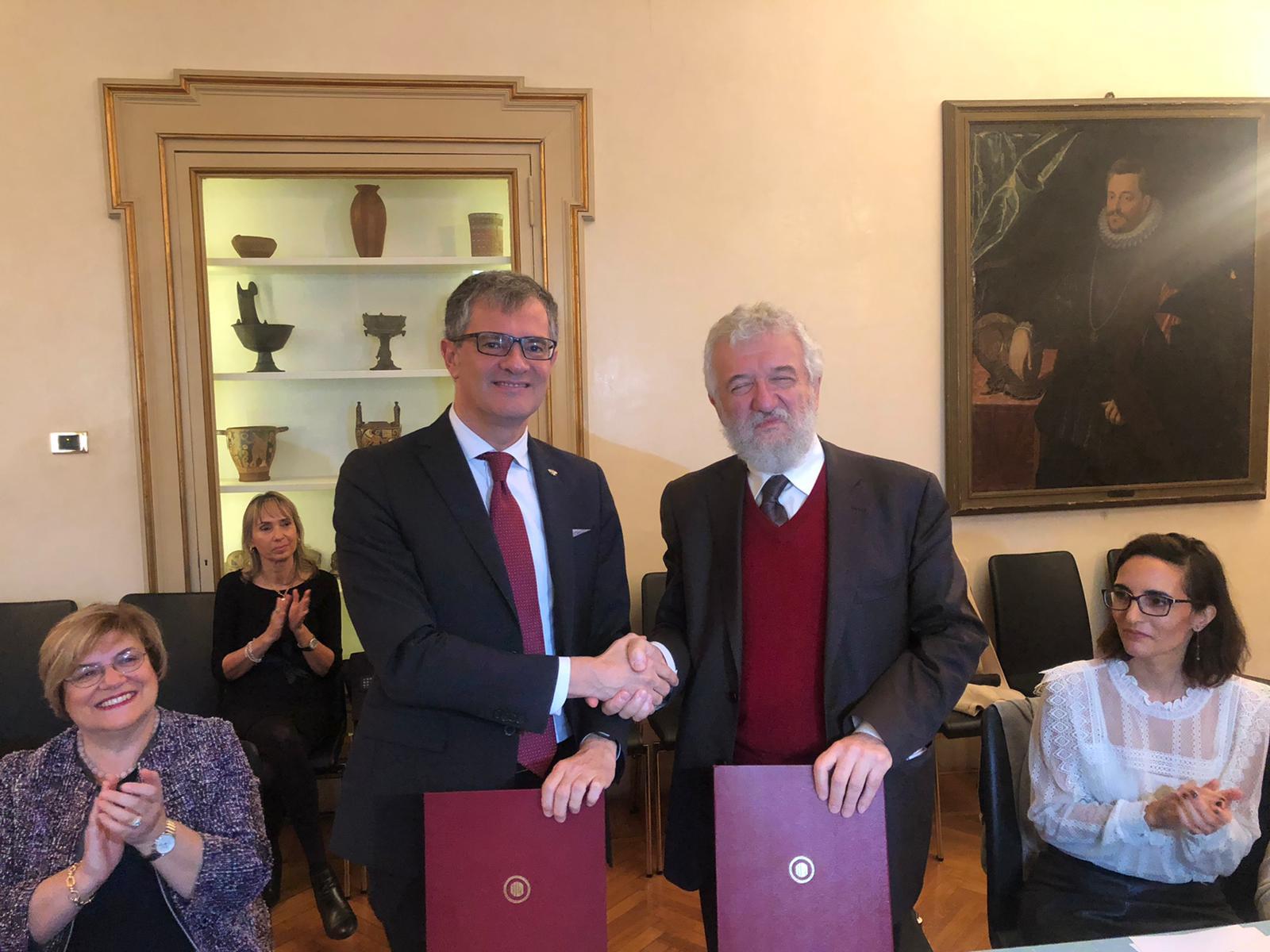 ASI - Firmato l'accordo di collaborazione tra ASI ed IILA