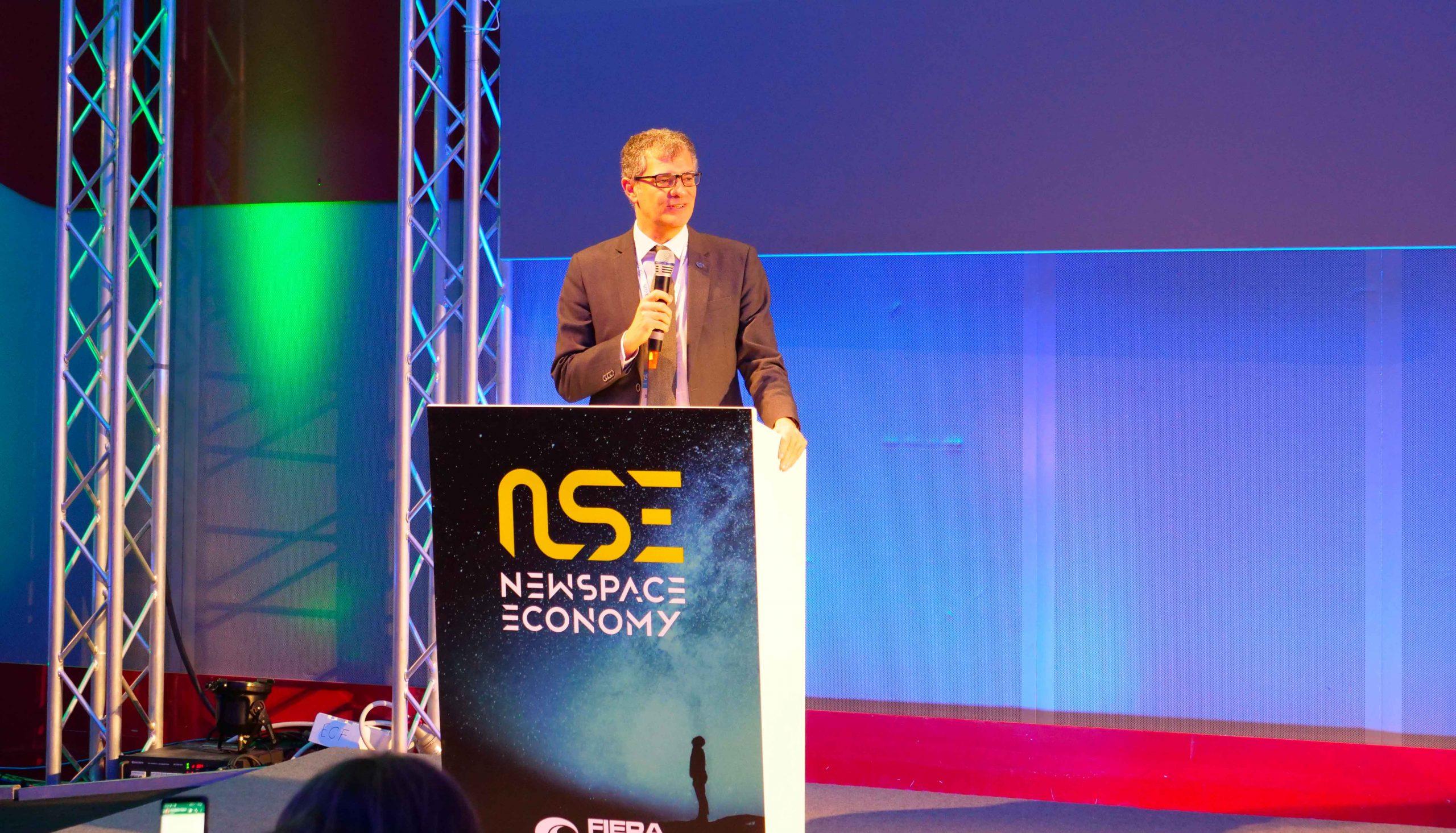 ASI - Al via il New Space Economy European Expo Forum