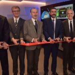 Inaugurata al Fucino nuova sala di controllo