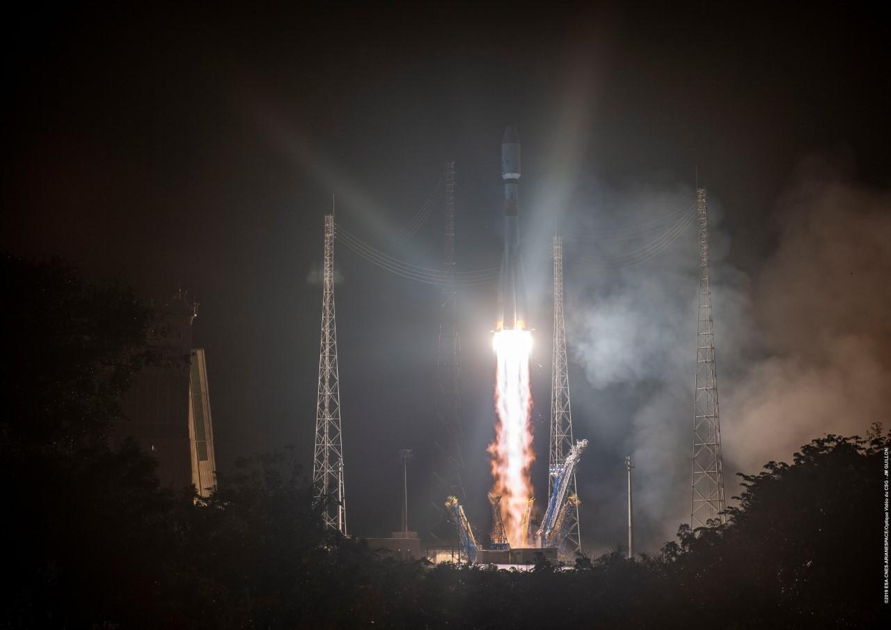 ASI - In orbita il primo satellite COSMO-SkyMed di seconda generazione