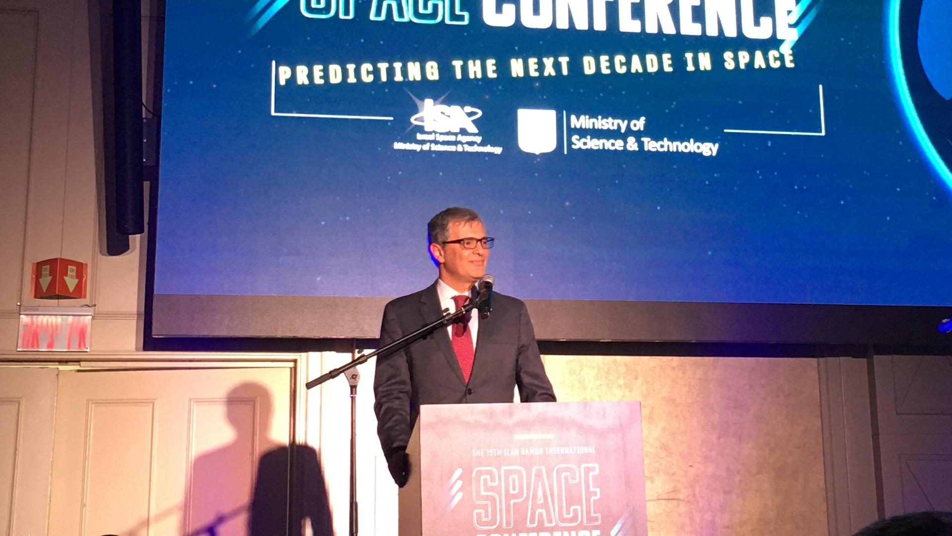 ASI - Il futuro dello spazio in scena a Tel Aviv