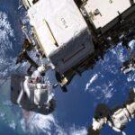 ACCESO CON SUCCESSO AMS-02: LUCA PARMITANO PROLUNGA L'ATTIVITÀ DELL'ESPERIMENTO SULLA ISS