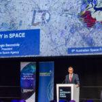 Al via il 9th Australian Space Forum ad Adelaide con il Presidente dell'ASI, Giorgio Saccoccia