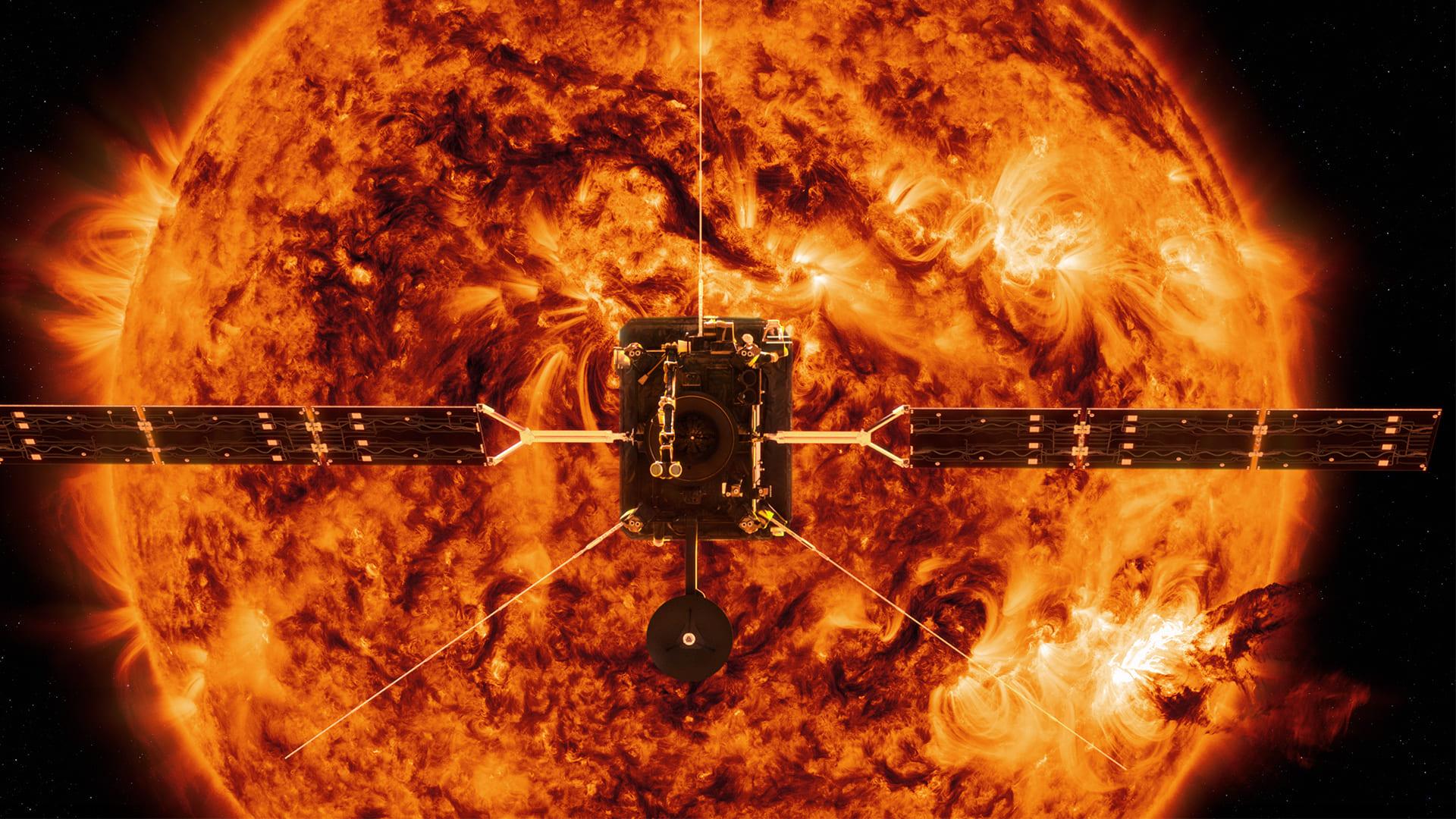 SOLAR ORBITER: INIZIATO IL VIAGGIO VERSO IL SOLE