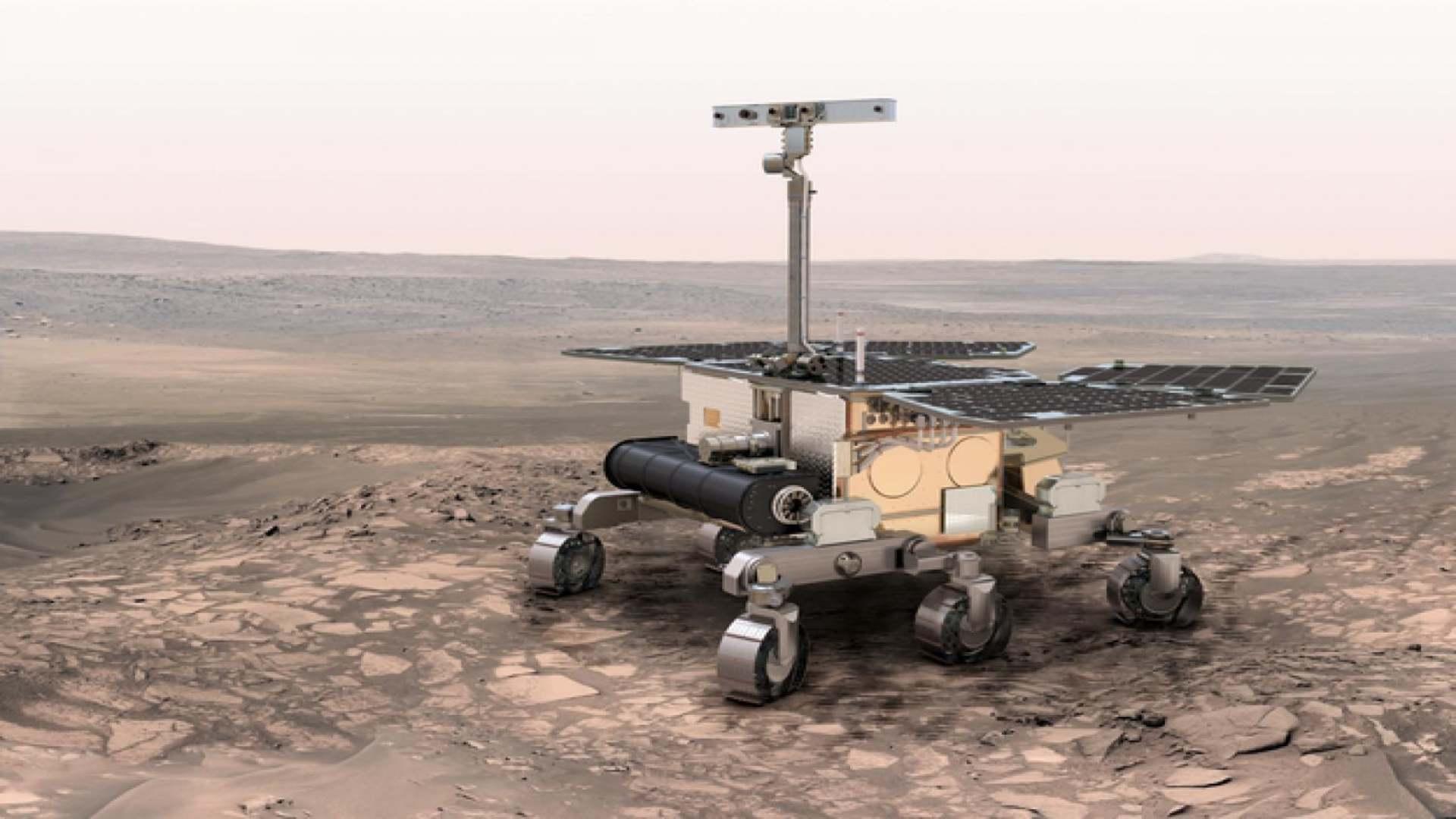ASI - ExoMars rinviata al 2022