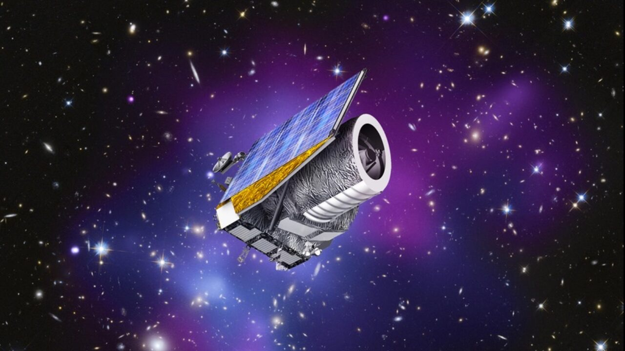 ASI - Il telescopio spaziale Euclid verso l'integrazione finale