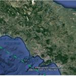 Il satellite COSMO-SkyMed di Seconda Generazione acquisisce simultaneamente immagini su aree distanti centinaia di chilometri