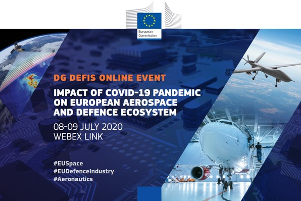ASI - Impact of the Covid-19 pandemic on EU Aerospace and Defence ecosystem