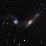 Una galassia ai raggi X: sorgente straordinaria per studiare i buchi neri supermassivi
