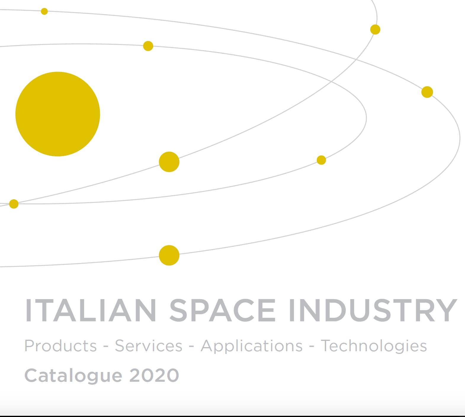 ASI - Catalogo dell'Industria Spaziale Nazionale