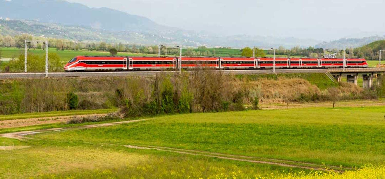 ASI - Lo spazio a supporto del traffico ferroviario: al via il progetto pilota