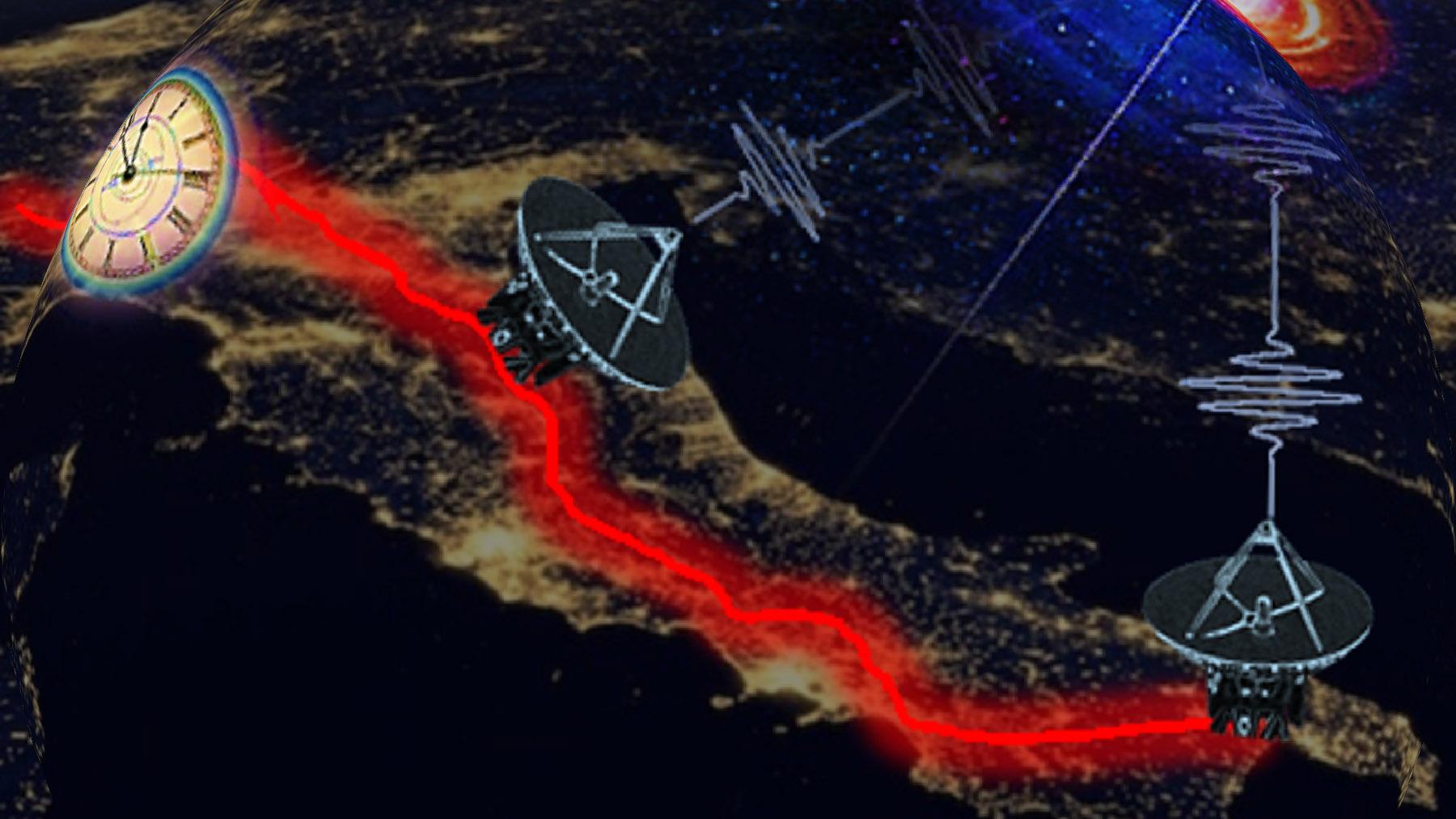 ASI - Un nuovo strumento per l'osservazione del cosmo grazie alla dorsale quantistica italiana