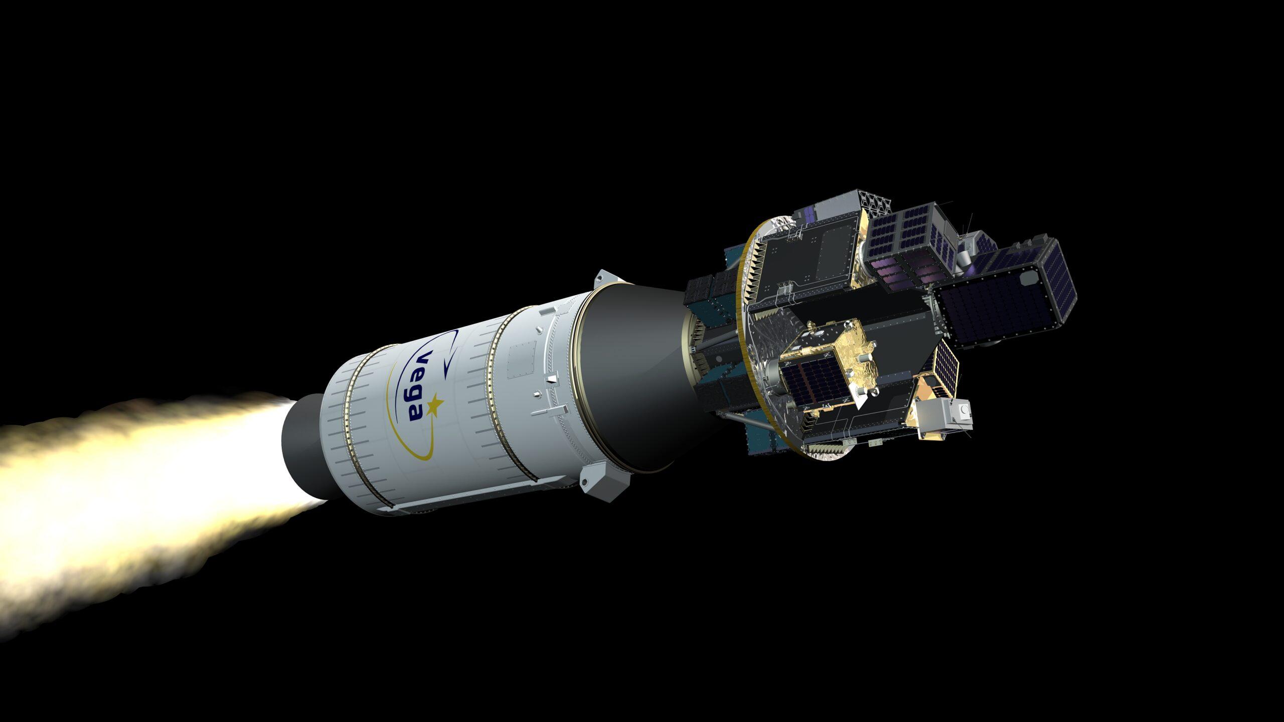 ASI - New success for the European Vega carrier