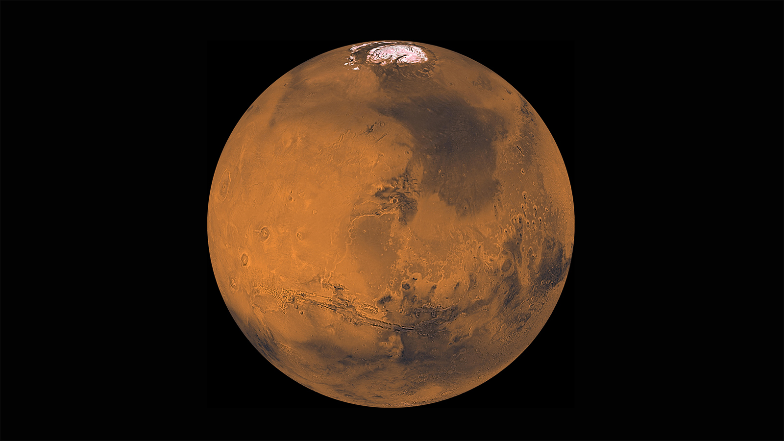 ASI - MARSIS, SALTY WATER BENEATH MARS' SOUTH POLE CONFIRMED