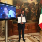 JOINT STATEMENT OF INTENTFOR COOPERATION IN THE ARTEMIS PROGRAMBYTHE GOVERNMENT OF THE ITALIAN REPUBLICANDTHE GOVERNMENT OF THE UNITED STATES OF AMERICA