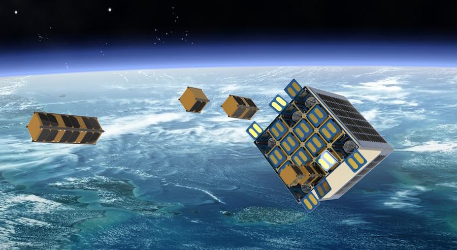 ASI - Un distributore di satelliti in orbita per un accesso allo spazio preciso, flessibile e concorrenziale