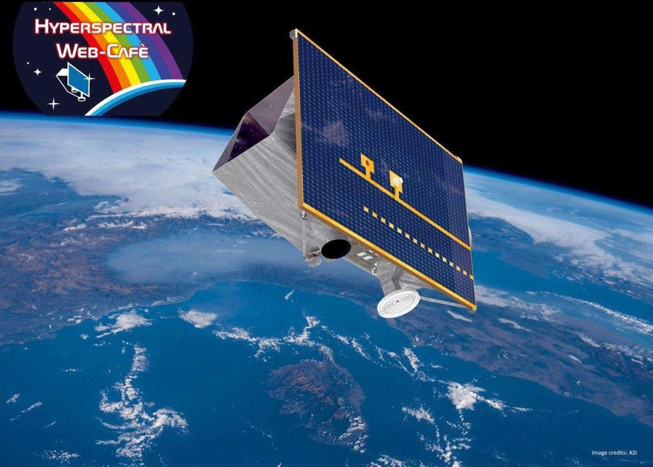 ASI - Hyperspectral Web-Cafè: ultimo appuntamento con i dati iperspettrali di PRISMA