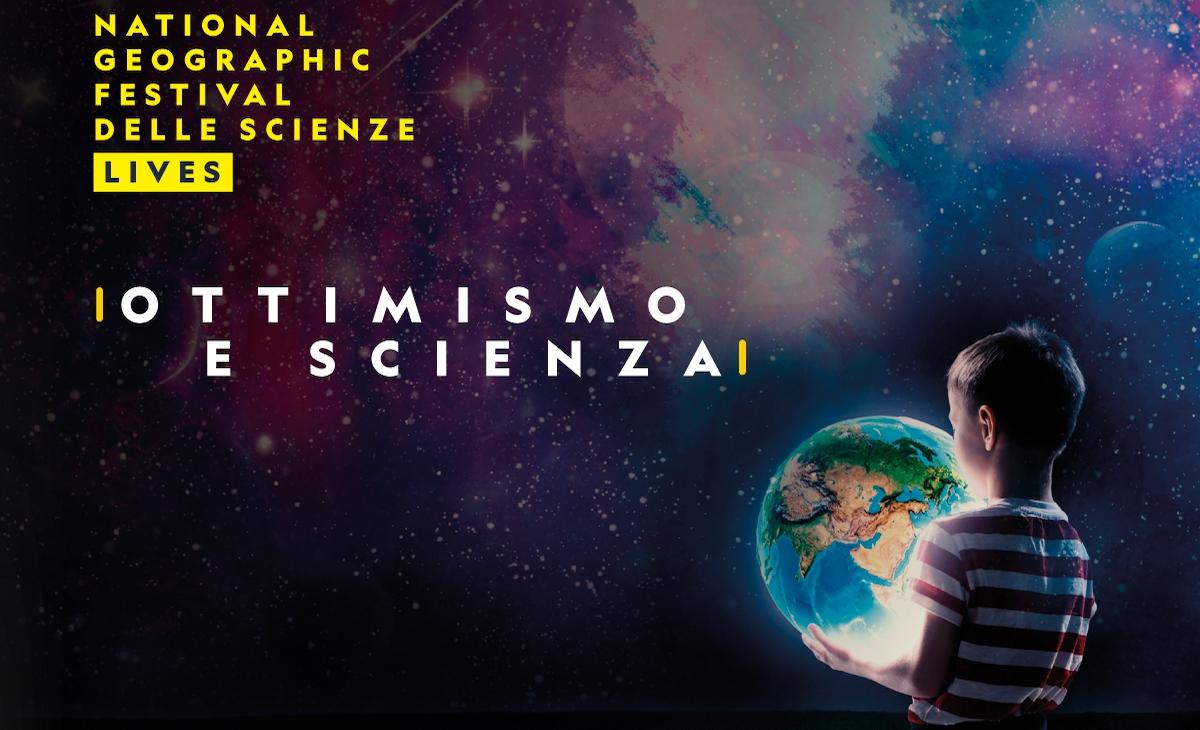ASI - Va in scena il National Geographic Festival delle Scienze