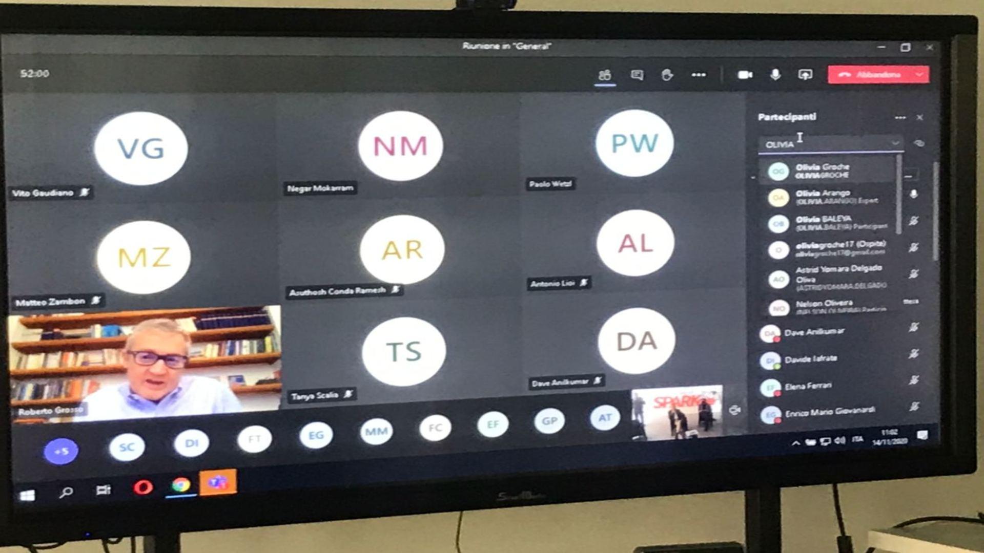 ASI - ActInSpace 2020, successo per l'hackathon virtuale