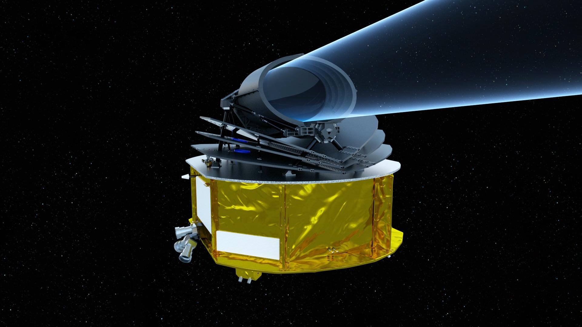 ASI - Ariel, l'occhio nello spazio che indagherà le atmosfere degli esopianeti