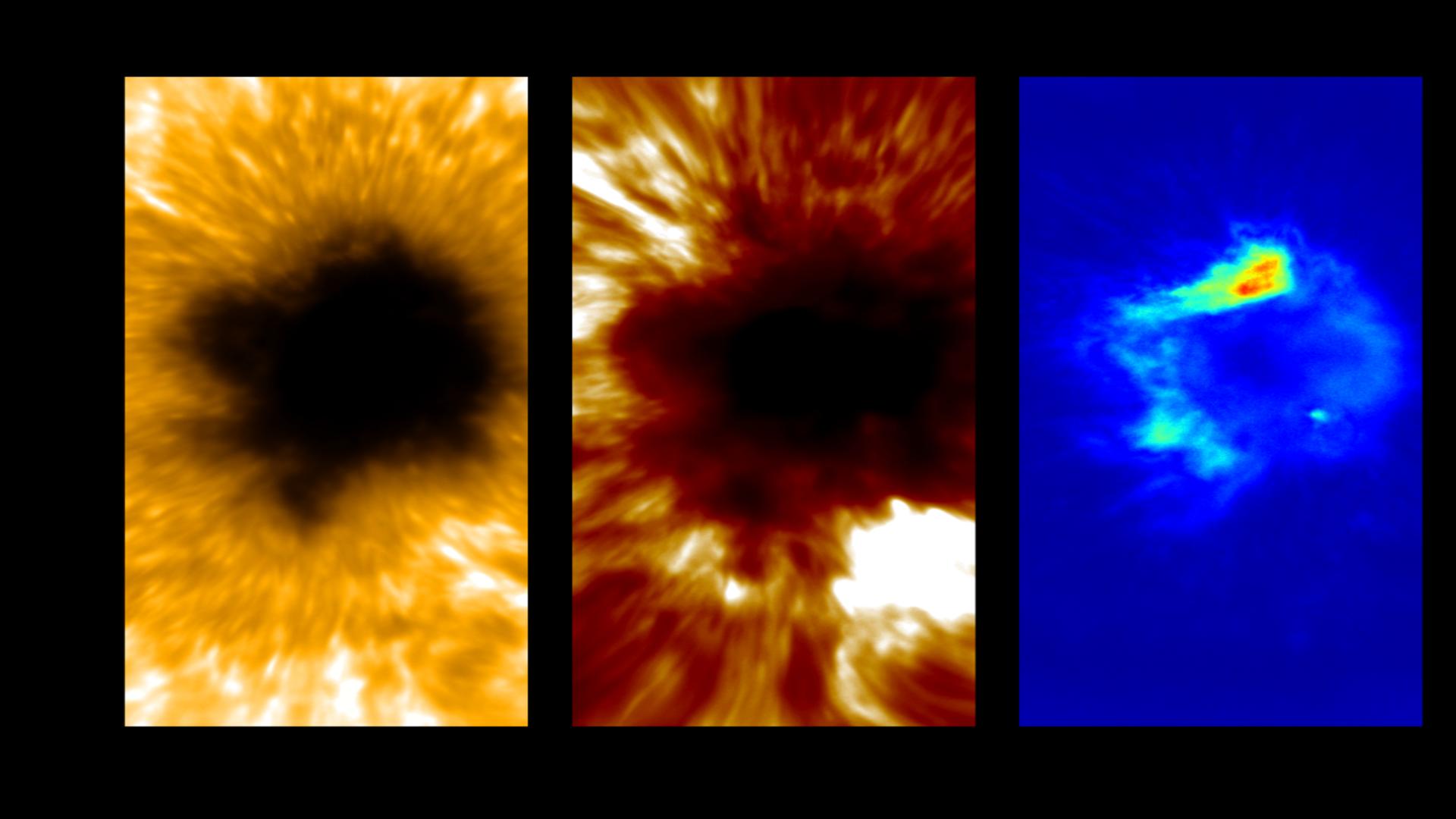 ASI - Scoperta la variazione chimica tra la fotosfera solare e la sua corona