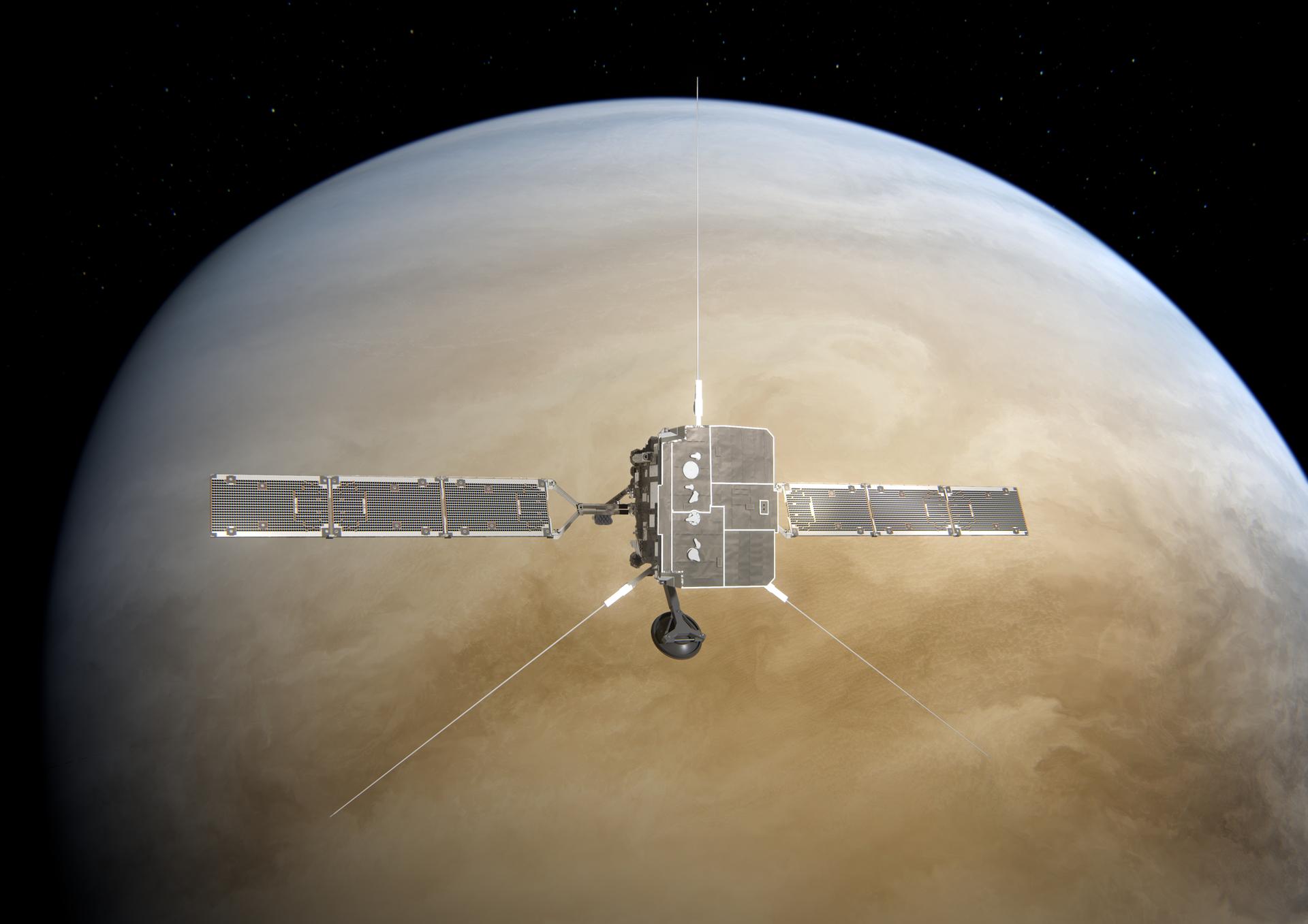 ASI - Solar Orbiter, il primo flyby di Venere