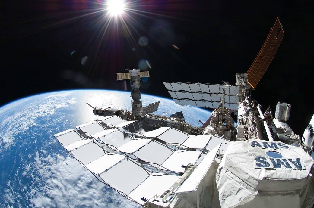 ASI - AMS-02 svela nuovi dettagli sul flusso di raggi cosmici di ferro