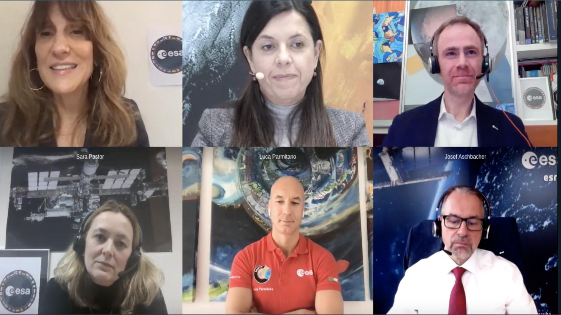 ASI - L'ESA seleziona la nuova generazione di astronaute e astronauti