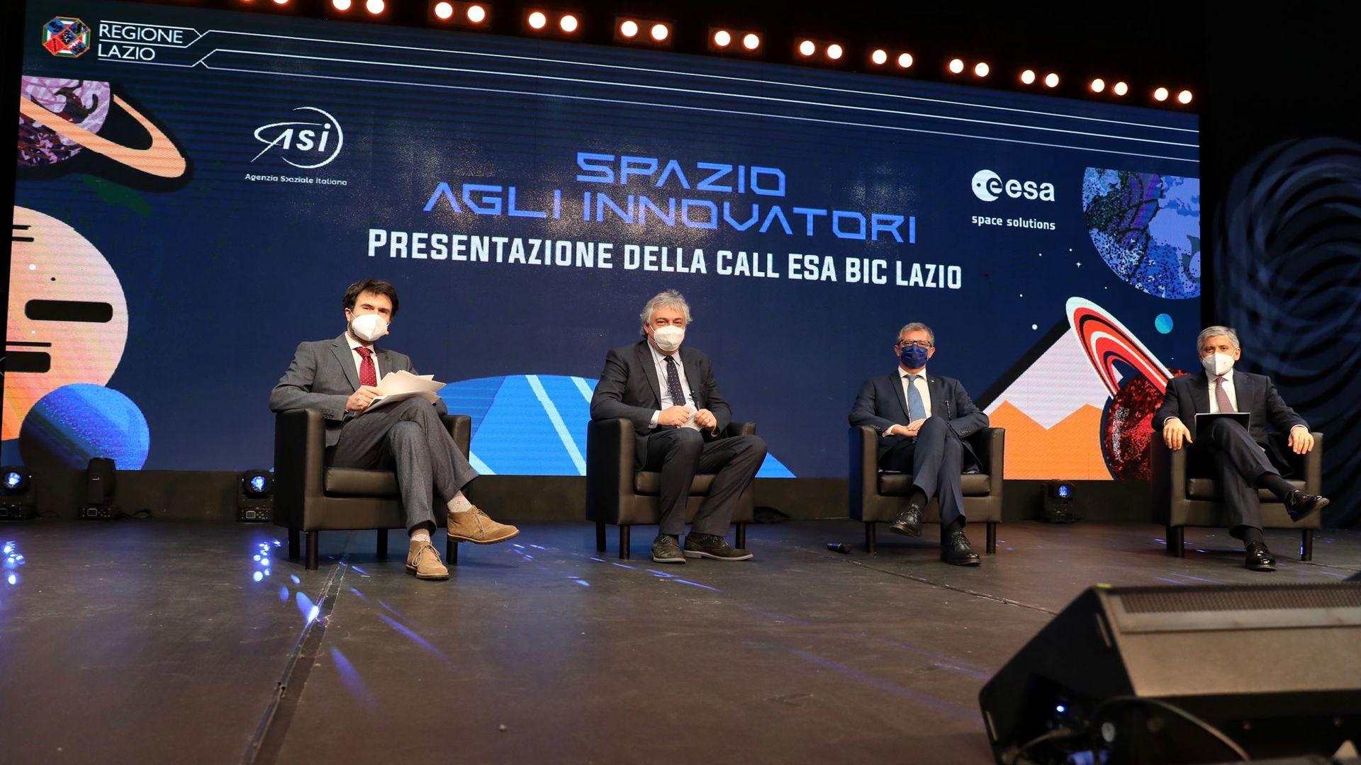 ASI - Spazio agli innovatori, al via la call ESA BIC Lazio 2021