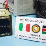 Il satellite WildTrackCube-SIMBA è pronto al lancio