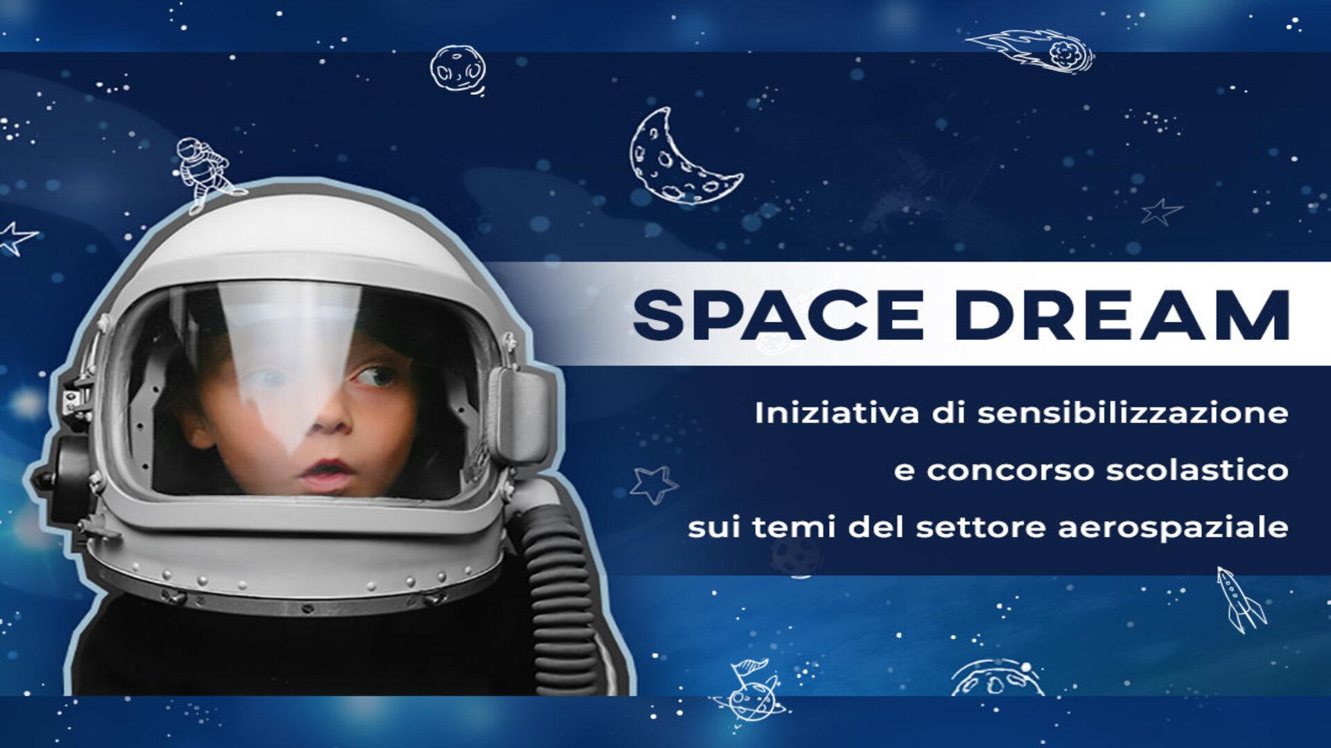 ASI - Space Dream, al via il concorso dedicato alla missione Artemis