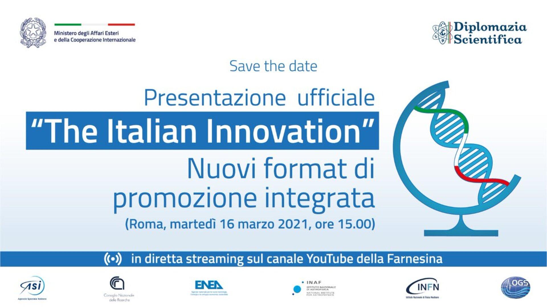 ASI - The Italian Innovation: nuovi format di promozione integrata