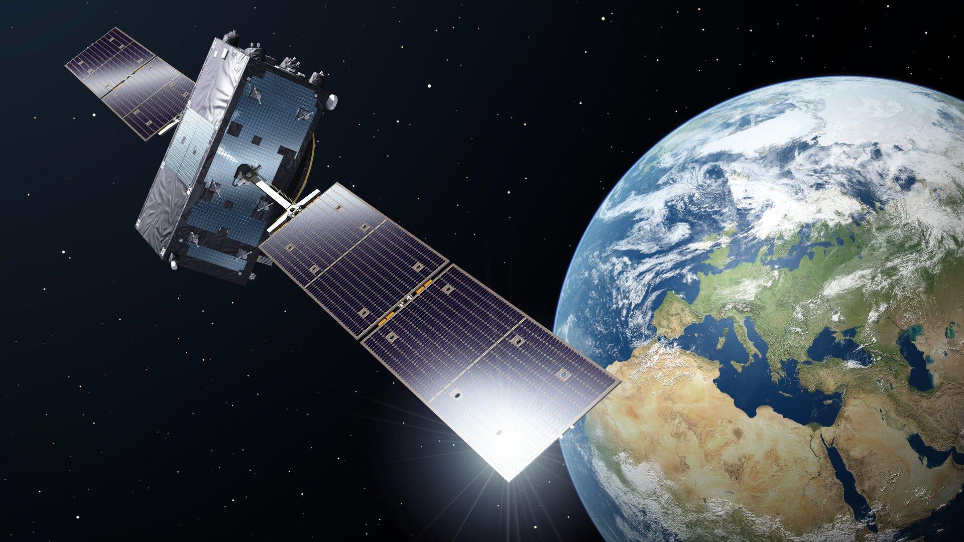 ASI - Galileo 2, contratto ESA-Thales per sei nuovi satelliti