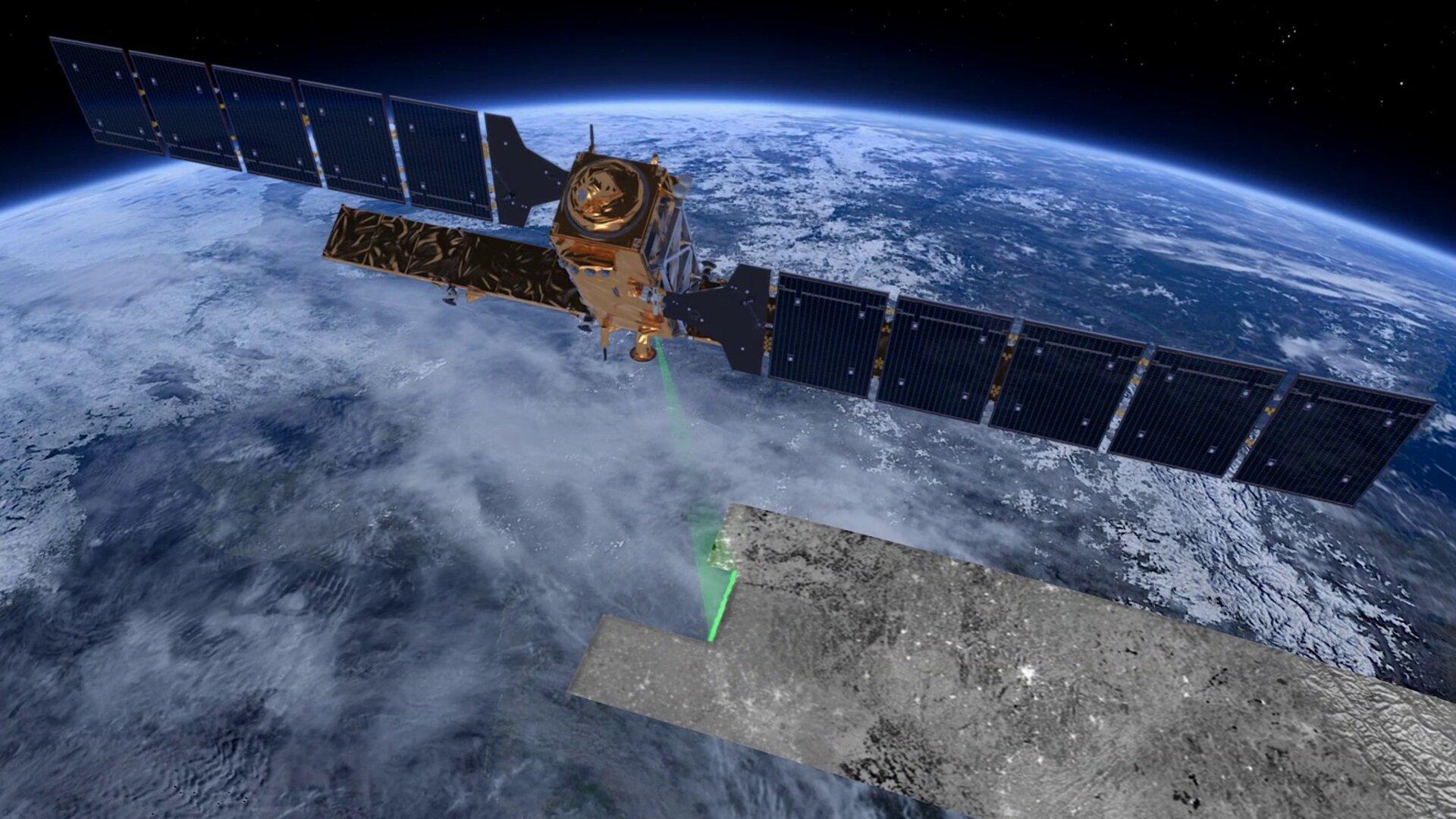ASI - Emergenza Messico: l'aiuto dei dati satellitari