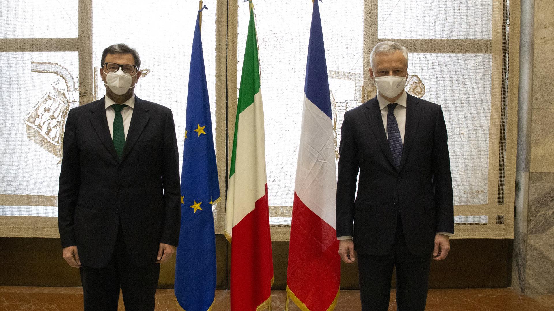 ASI - Italia-Francia, rafforzata la cooperazione nel settore spaziale