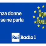 No women, no panel- evento di presentazione della campagna europea