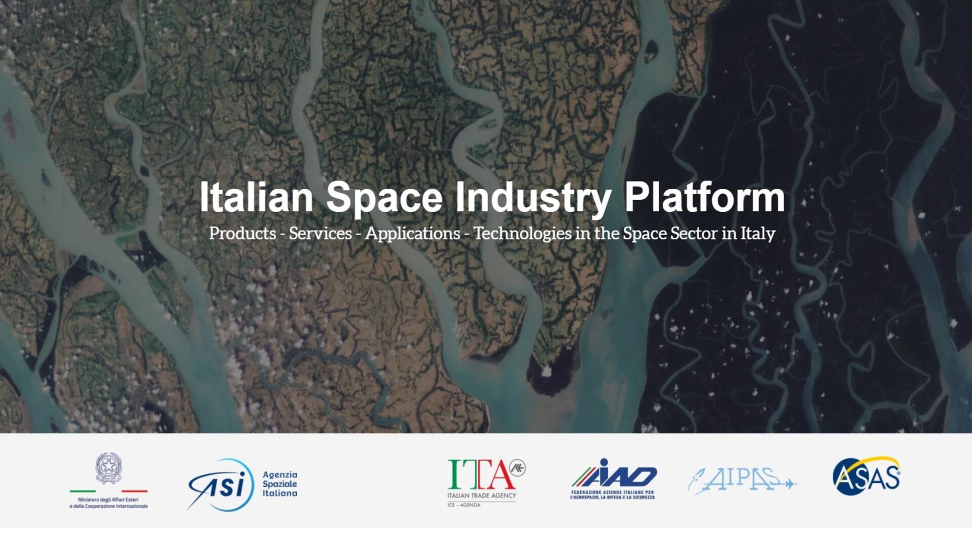 ASI - Catalogo dell'industria spaziale, al via la campagna 2021