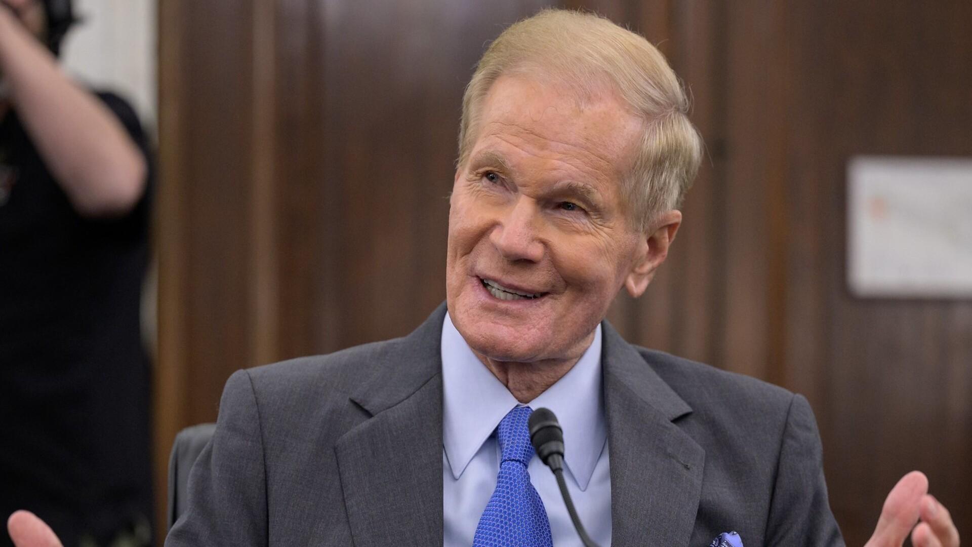 ASI - Bill Nelson è il nuovo amministratore della Nasa
